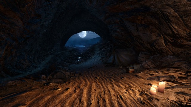 Dear Esther Visuals